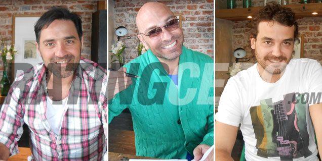 Peter, Freddy y Iúdica firmaron sus contratos para la temporada Carlos Paz 2014