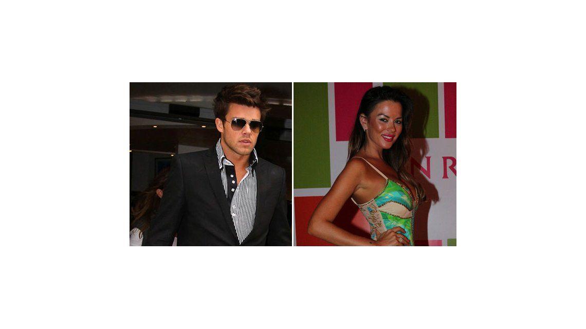 Rumores de noche de amor y pasión entre Karina Jelinek y Leandro Penna
