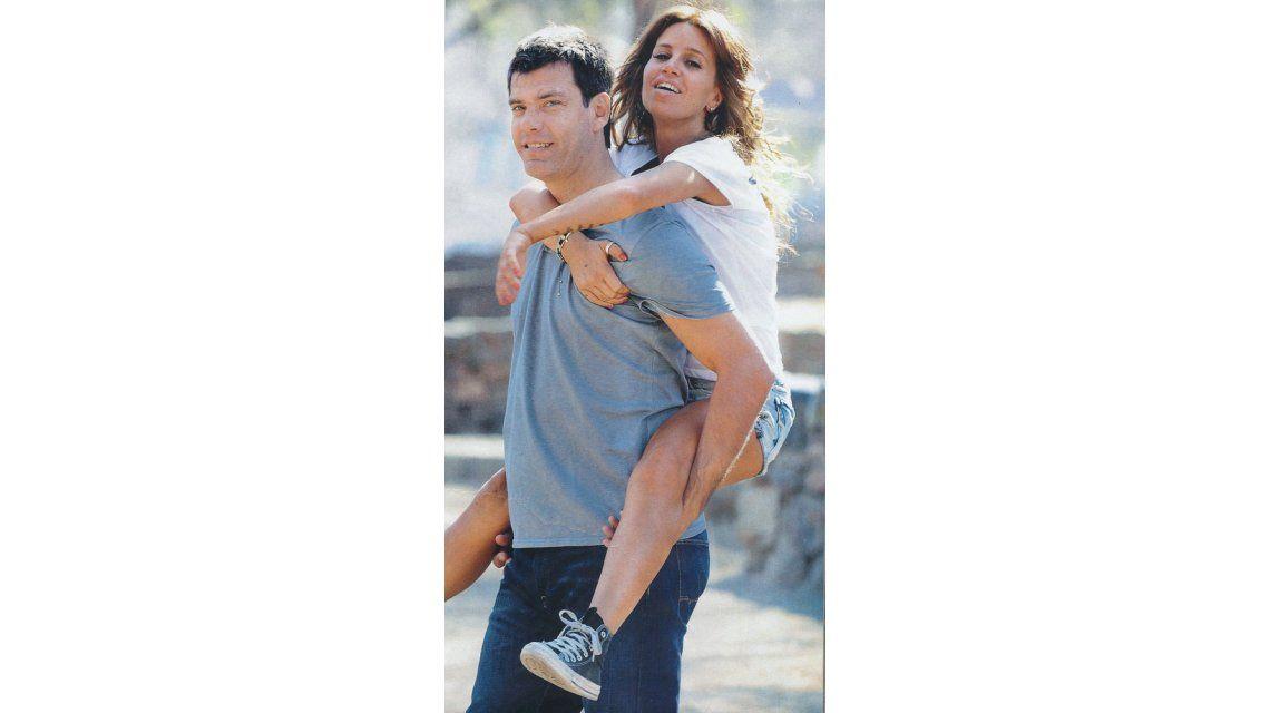 El álbum íntimo del viaje de Flor Peña y Ramiro Ponce de León, su novio salteño