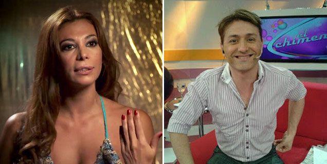La furia de Capristo con Gómez Rinaldi: Sos un ridículo, panelista de cuarta