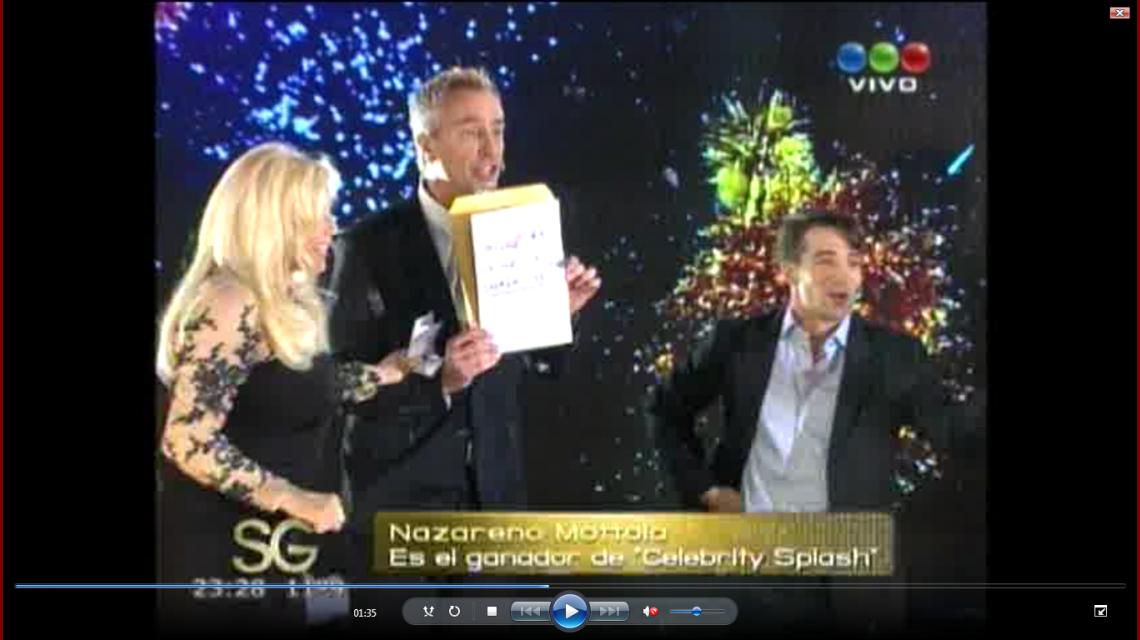 Celebrity Splash - Telefe Oficial - Inicio | Facebook
