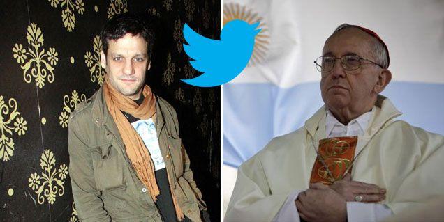 Rodrigo de la Serna será el Papa Francisco: la repercusión en Twitter