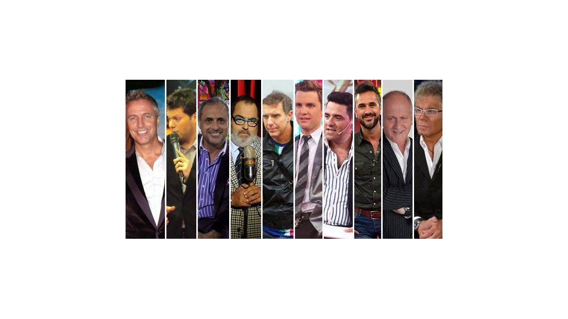 Los diez conductores del año