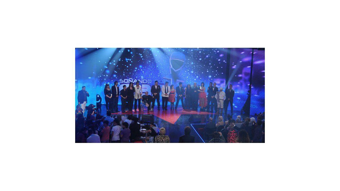 Ya están los finalistas de Soñando por cantar, rumbo a su despedida