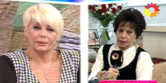 El hombre que no tiene una amante, es un estúpido, dijo la madre de Carmen Barbieri