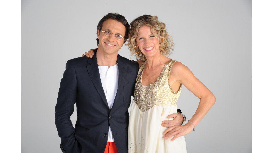 Otro inconveniente en el nuevo programa de Sergio Lapegüe y Maru Botana