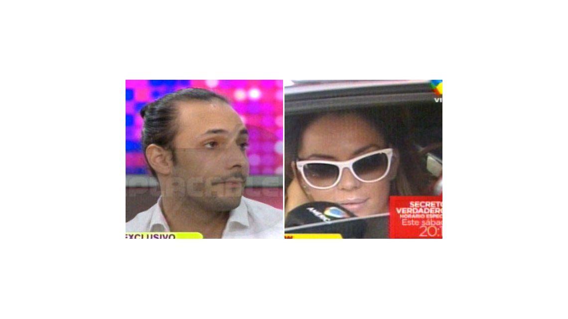 Fariña y Jelinek se separan en simultáneo en dos canales: ella quiere el divorcio