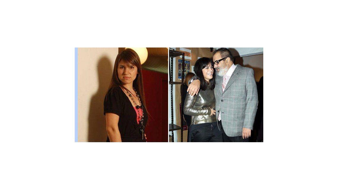 Fernanda Iglesias, compañera de Lanata, lo confirma: Jorge está separado