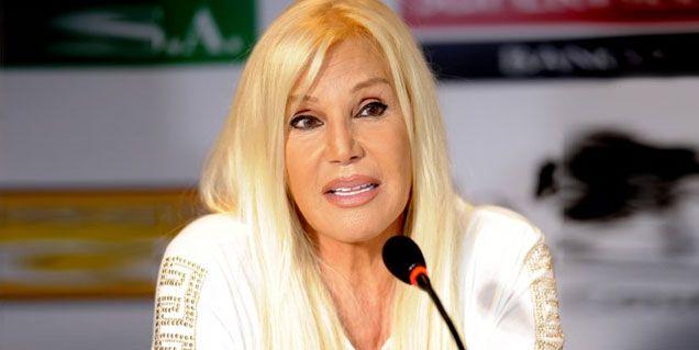 Nombran a Susana Giménez embajadora de la V Edición de Iguazú en Concierto