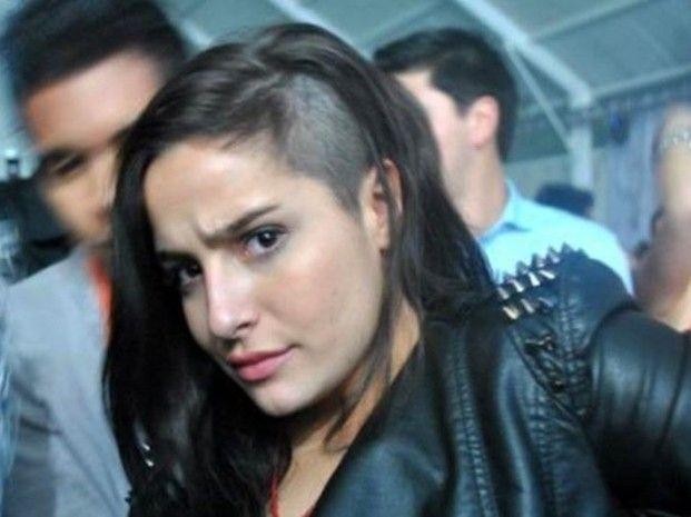 El nuevo look de Brenda Asnicar para Cumbia Ninja