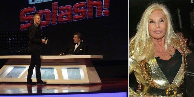 La final de Celebrity Splash, el próximo lunes, dentro del programa de Susana