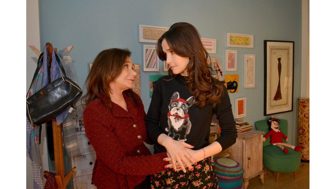 Solamente vos: Aurora le confesó a su madre que está embarazada de Juan