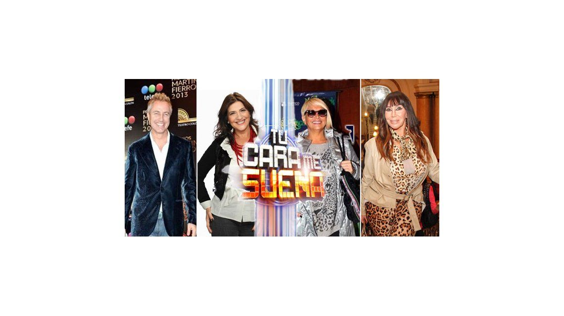 Las mujeres de Marley: Vernaci, Carmen y Moria imitarán a cantantes
