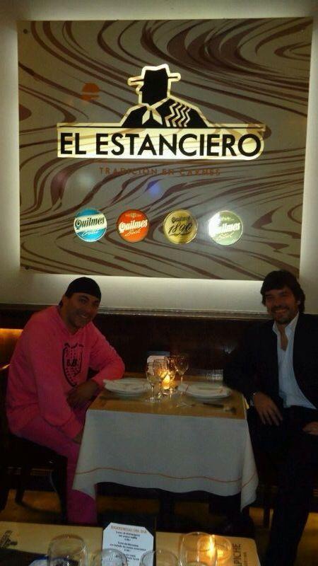 Cristian Castro está de incógnito en Buenos Aires: lo trajo el amor de una mujer