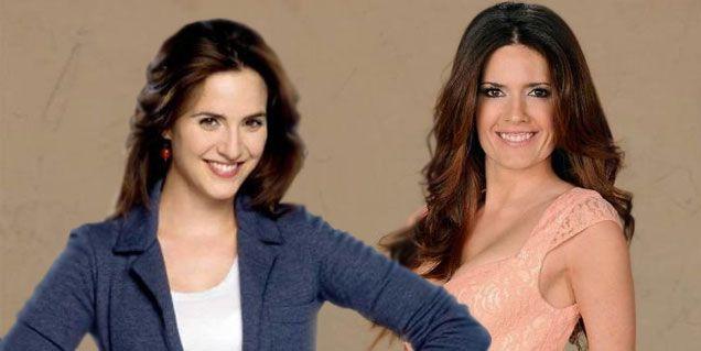 Las morochas del momento: Isabel Macedo y Julieta Díaz