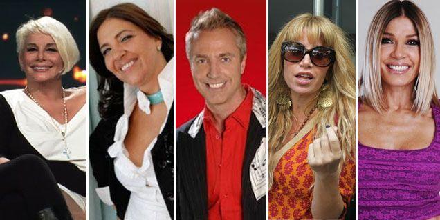 Tu cara me suena, el nuevo programa de Marley: el jurado y los participantes