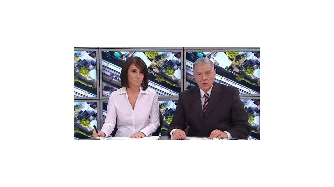 La interna de Telenoche hoy, tras el conflicto entre Santo y María Laura Santillán