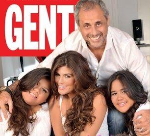Jorge Rial: Mis hijas lloraban porque tenían miedo de vivir con su mamá