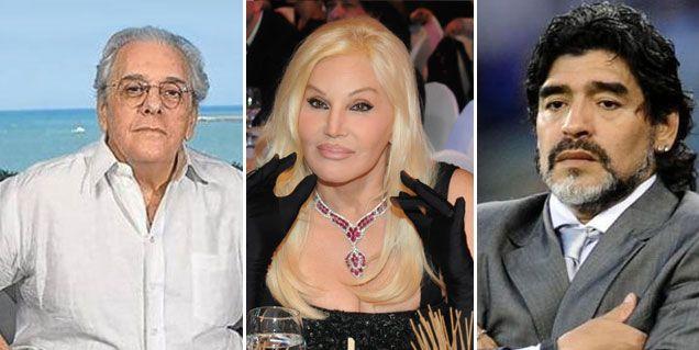 La producción de Suana a contrarreloj: aún no tienen la confirmación de Maradona