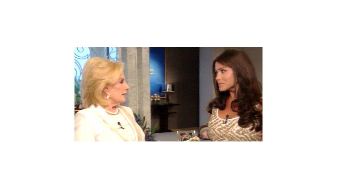 Dueña vs Dueña Usted dice las verdades a medias; eso es mentir, dijo Pamela a Mirtha