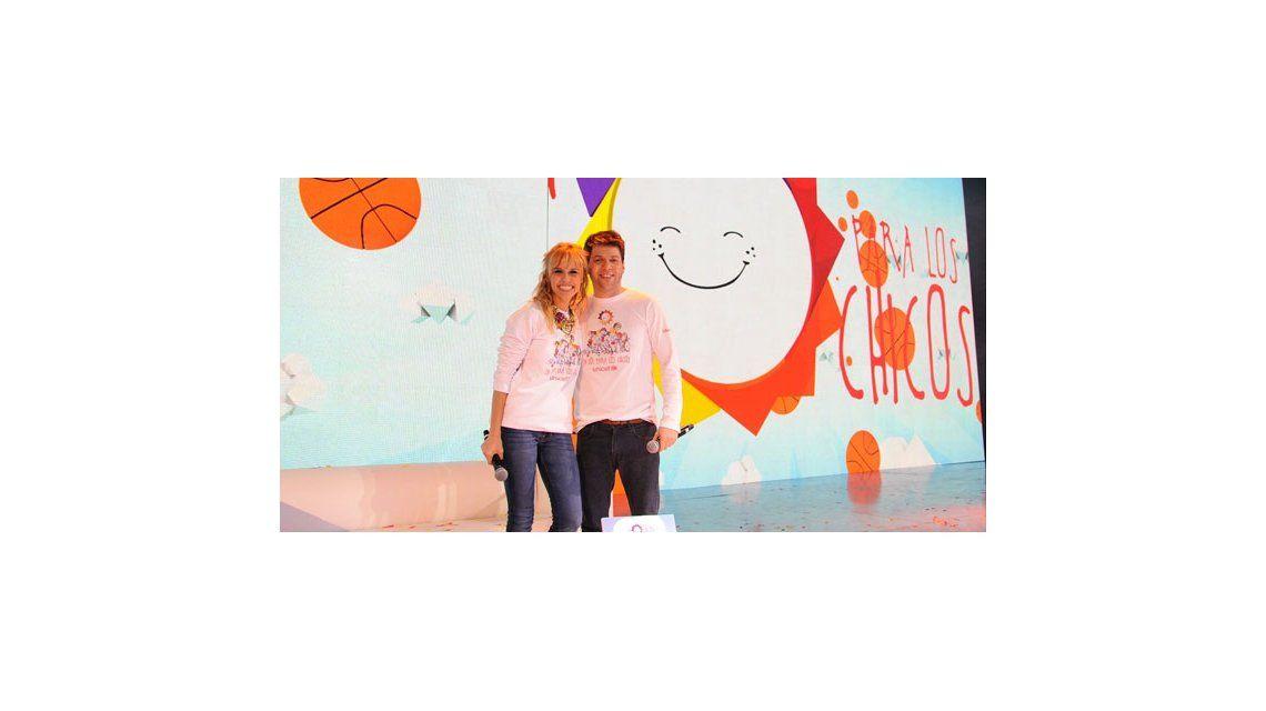 17 millones de pesos en la recaudación final del evento Un sol para los chicos