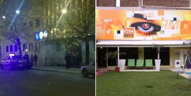 Telefe deja su tradicional edificio de la calle Pavón y se muda a zona Norte