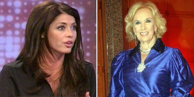 Pamela David: Voy al programa de Mirtha solo porque me sirve