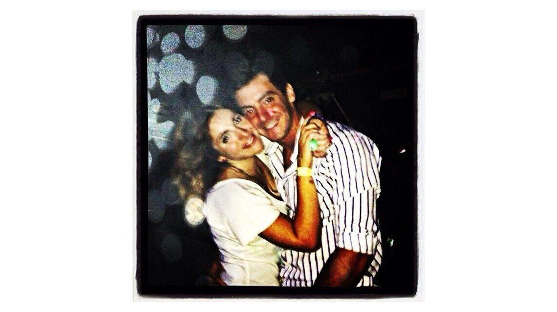 Gianinna Maradona disfruta de su romance con el manager de Arándanos