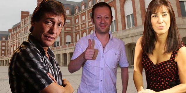 Temporada 2014: Gianola y Scarpino, con Se infiel y no mires con quién, al Provincial
