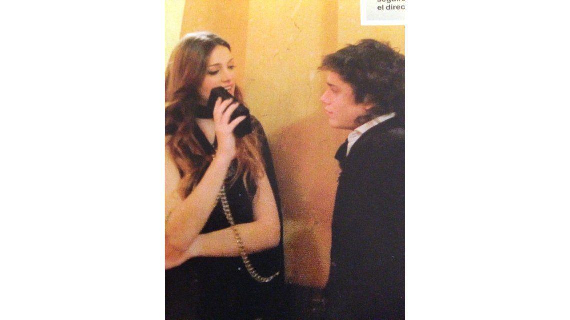 Oriana Sabatini, protagonista de Aliados, y el hermano de Violetta, ¿juntos?