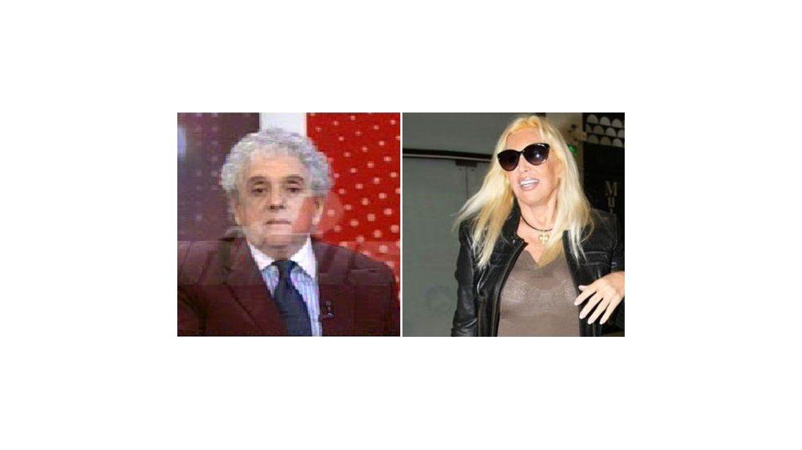 Susana a Antonio Gasalla: Quiero hacer público este amor que yo tengo por vos