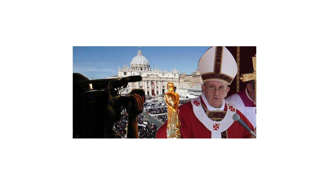 El Papa Francisco recibió su Martín Fierro, y lo agradeció en un video