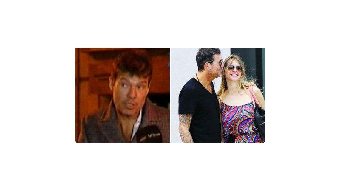 Luego del viaje familiar con Guillermina Valdes, reapareció Marcelo Tinelli