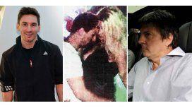 El padre de Messi va por el juicio por las fotos con la rubia buscona en Las Vegas