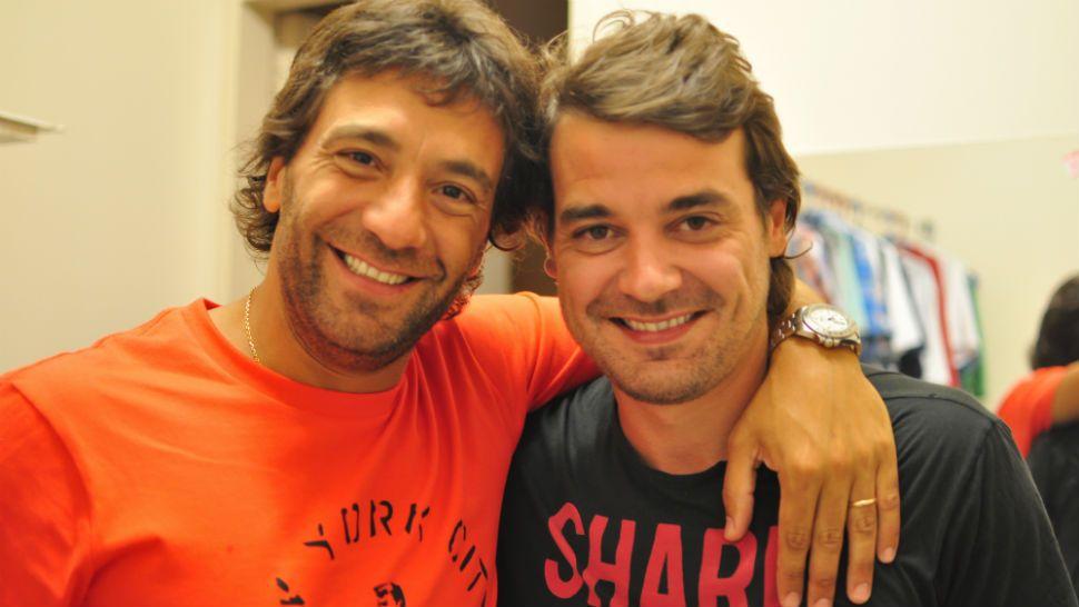Gustavo Conti lejos de Pedro Alfonso y con negociaciones con Nazarena Vélez