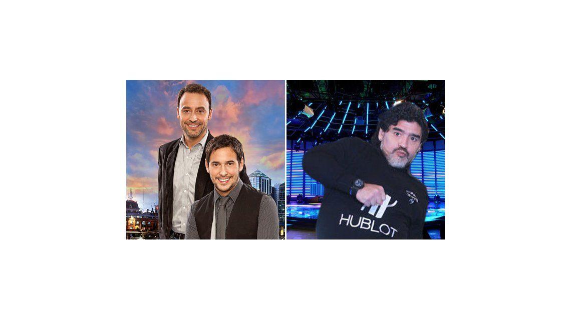 MaradonaMatch: El nuevo Bailando de la tv