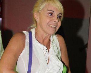 Claudia Villafañe, irónica: Si es verdad, bueno, que lo disfrute