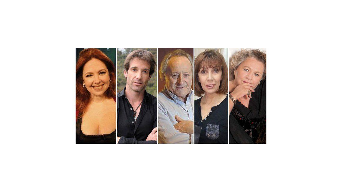 Andrea Del Boca: empieza a grabar Esa mujer en agosto y debuta en septiembre