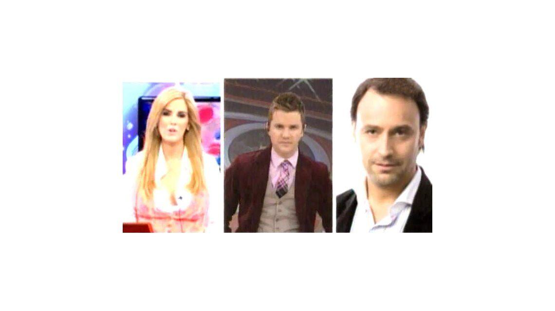 Pallares habló de la charla entre Viviana Canosa y Telefe para volver a la TV en 2014