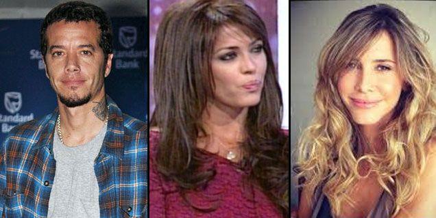 Pamela David toma partido por Guillermina Valdes en la guerra con Sebastián Ortega