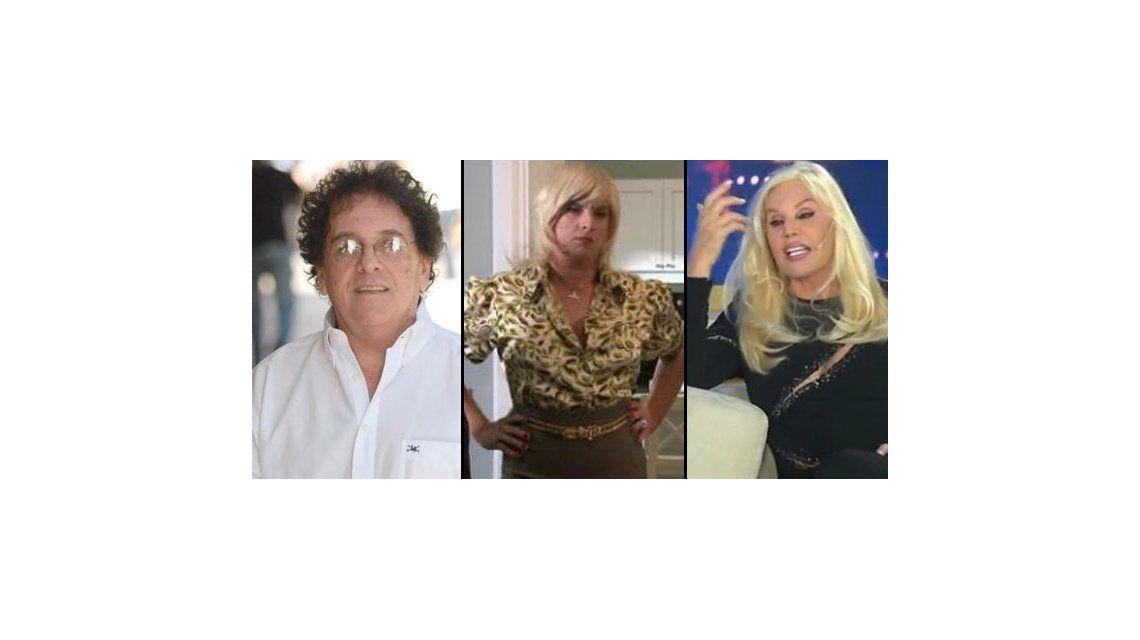 Juan Pablo Geretto: Gasalla no me bajó el pulgar para ir al living de Susana