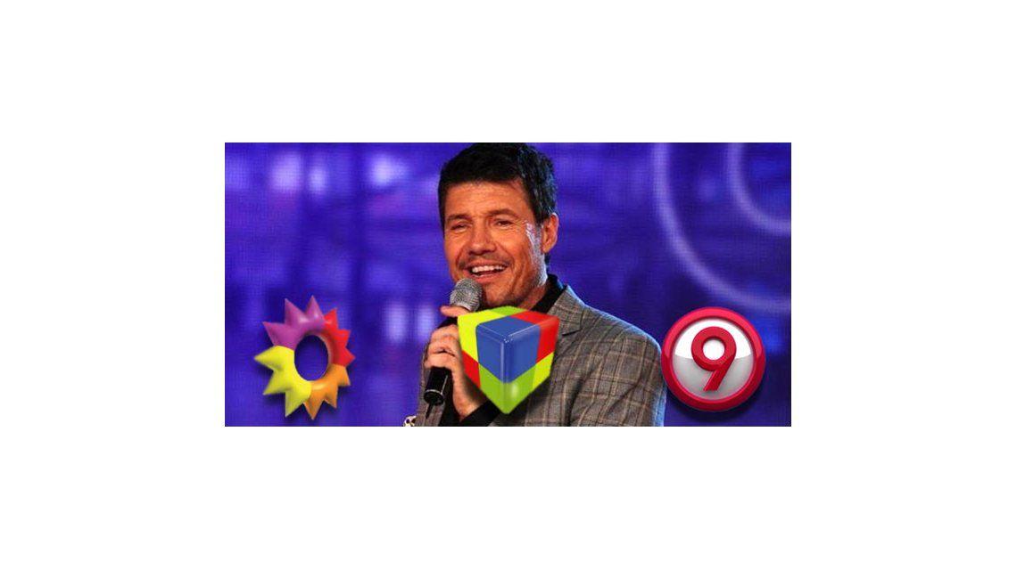 Tinelli vuelve a la televisión en 2013 con especiales de humor y sigue buscando canal