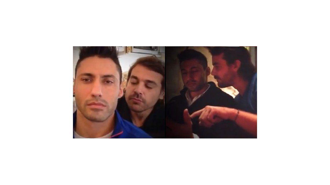 Algo con Tito, el romántico videoclip de Peter en El laboratorio de Pedro