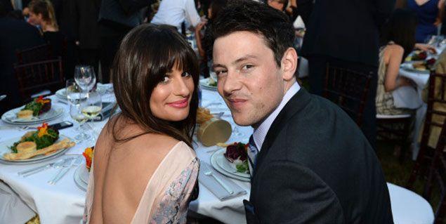 Lea Michele recordó a Cory Monteith: Siempre estará en mi corazón