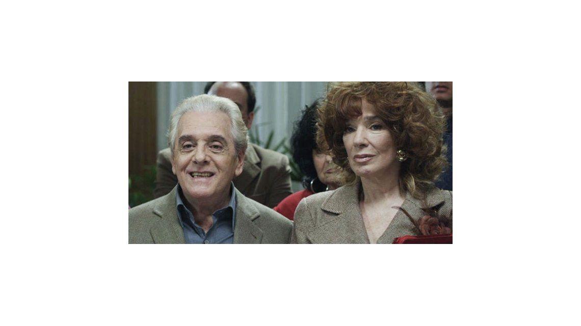 Gasalla dirigirá cine por primera vez y con Graciela Borges serán Dos hermanos