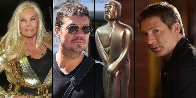 Susana, Tinelli y Suar ya tienen su palco para la gala de los Martín Fierro