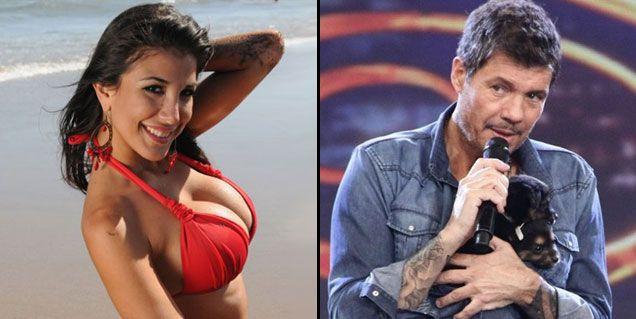 Rincón: Con Marcelo Tinelli me hice los ratones, despertó todas mis fantasías