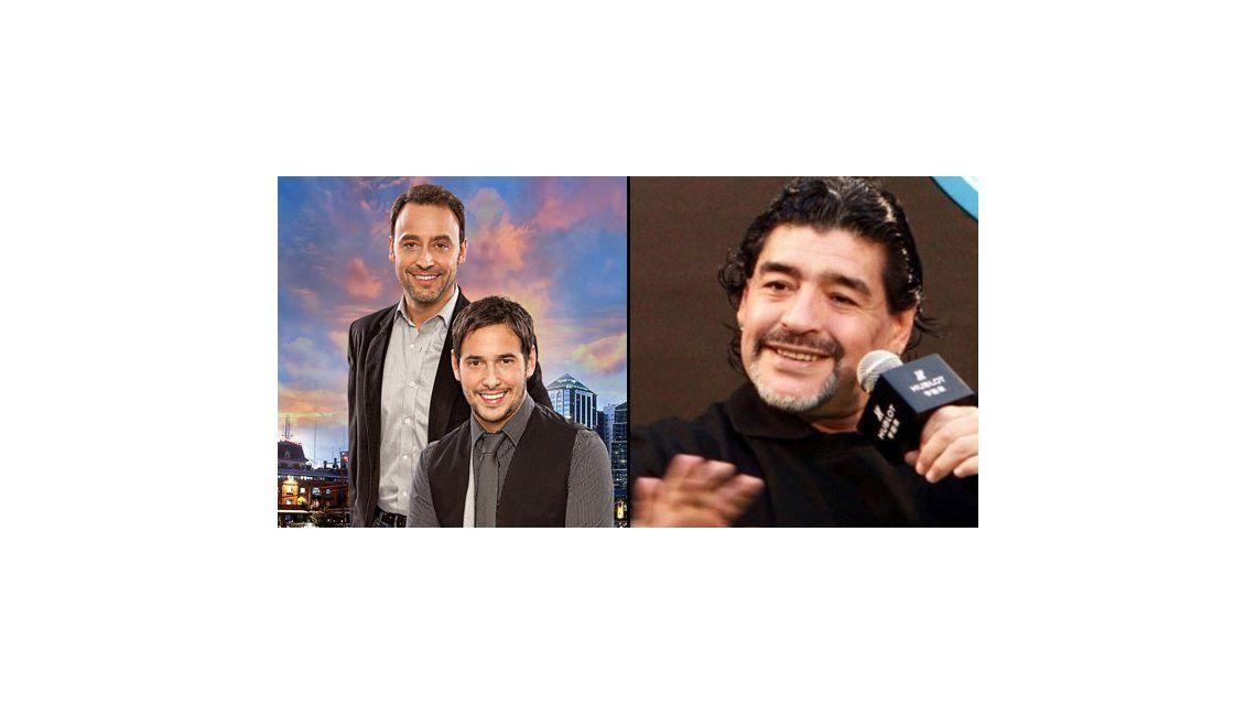 Locos por Maradona