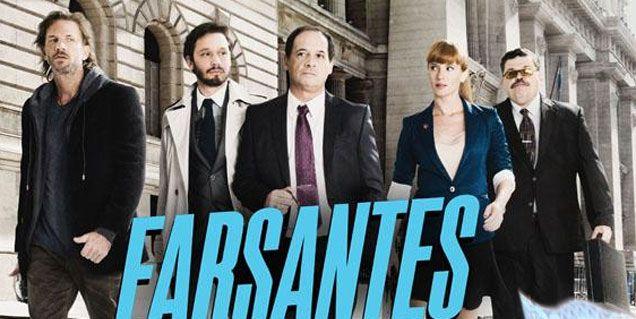 Los ratings de la noche del martes: Farsantes 14.4; Vecinos en guerra 13.4