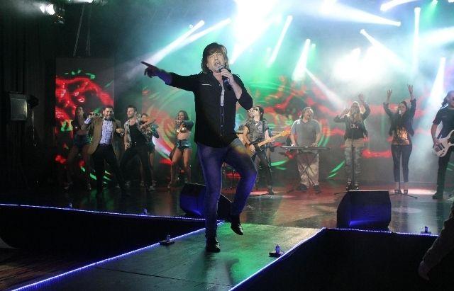 Soñando por cantar recibe a Vilma Palma en Rosario